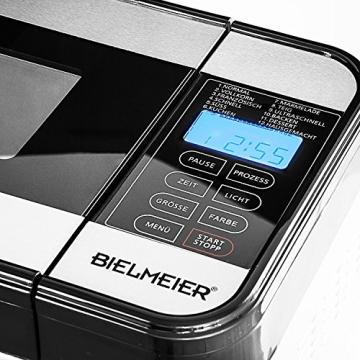Test Brotbackautomat Bielmeier 395000