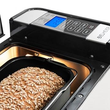 Brotbackautomat Bielmeier 395000 Test