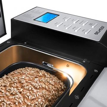 Brotbackautomat Bielmeier 397000 Test