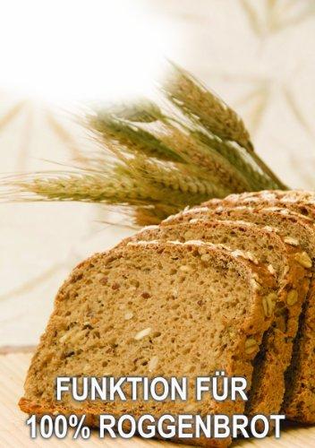Brot aus dem Panasonic SD-ZB2502BXE